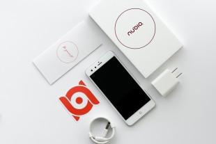 Снимок телефона Nubia Z11 mini