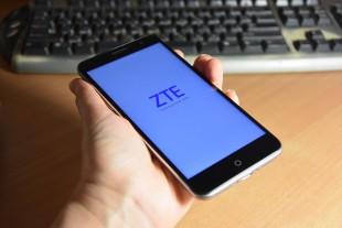 Обзор ZTE Blade V7