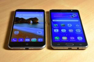 ZTE Blade V7 и Samsung Galaxy J5 2016