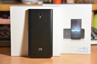 Внешний вид ZTE Blade A210