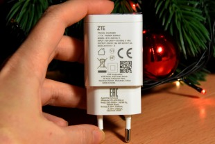 Комплектное зарядное к телефону ZTE Axon 7 Mini