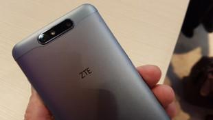 Фотография телефона ZTE Blade V8