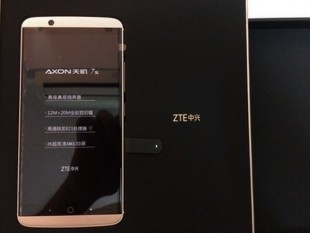 Смартфон ZTE Axon 7s
