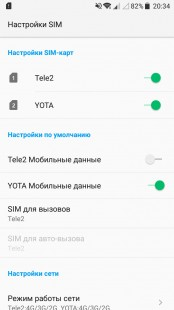 Мобильные данные
