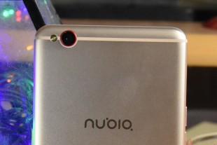 Внешний вид телефона ZTE Nubia M2 lite