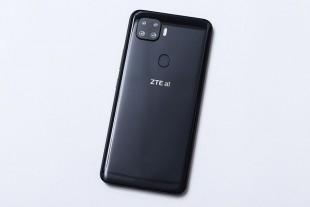 ZTE a1. 5G-смартфон 2020 года.