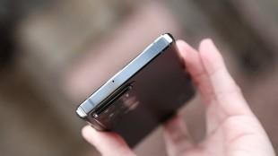 Верхний торец смартфона ZTE Axon 30 Ultra 5G