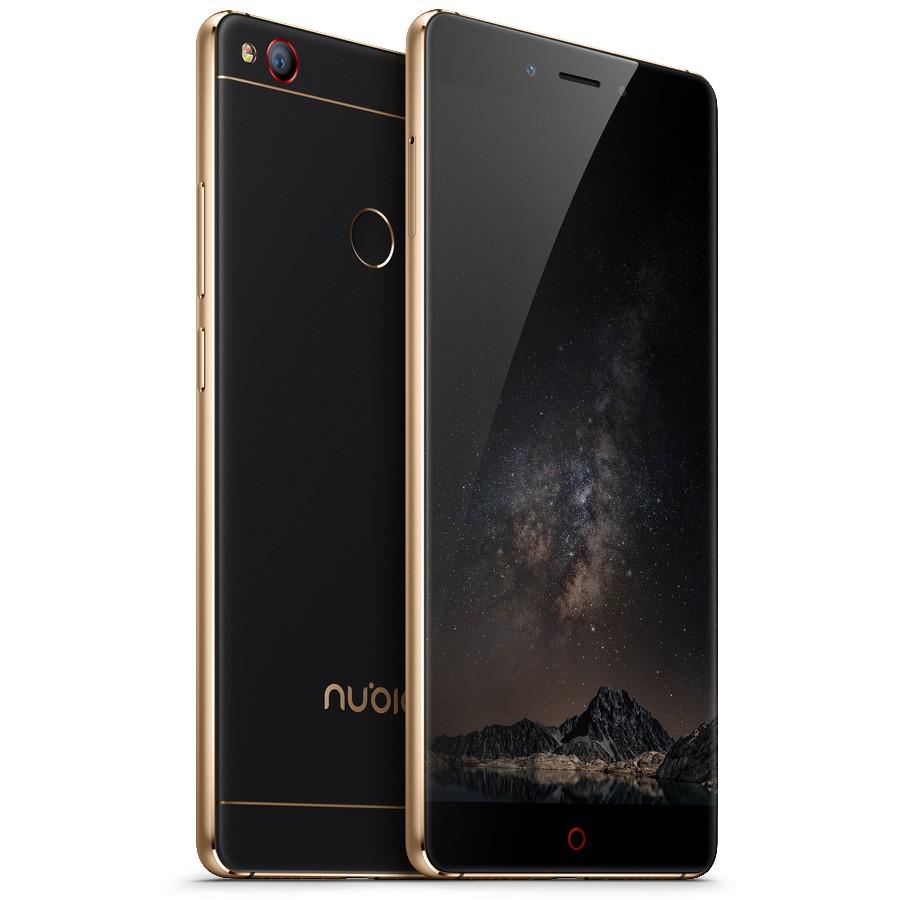 Nubia Z11 Black Gold