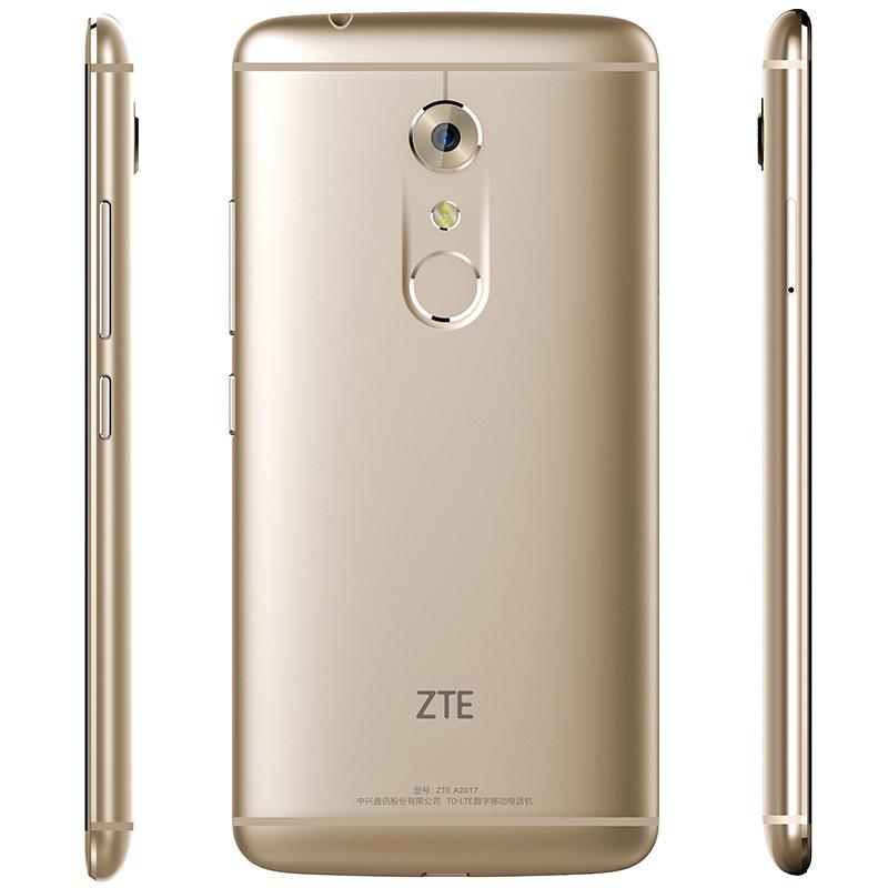 ZTE Axon 7 с 6 ГБ ОЗУ