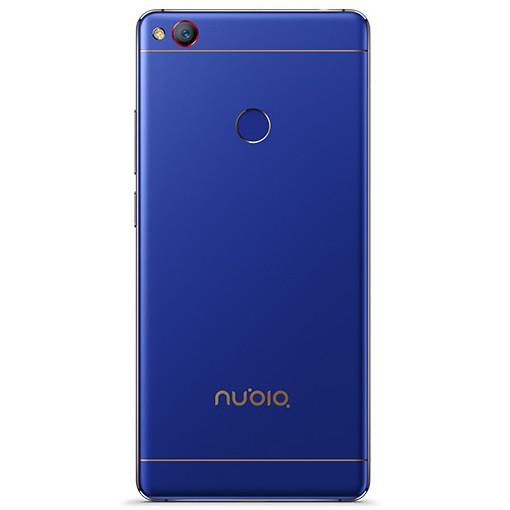 Синий Nubia Z11