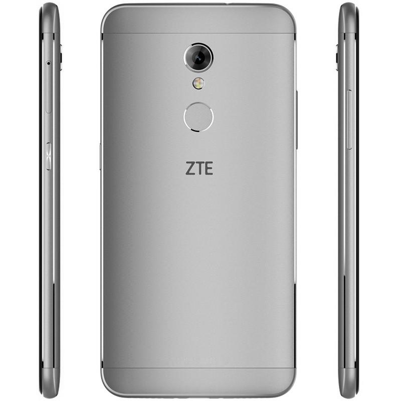 Серый смартфон ZTE Blade A2S