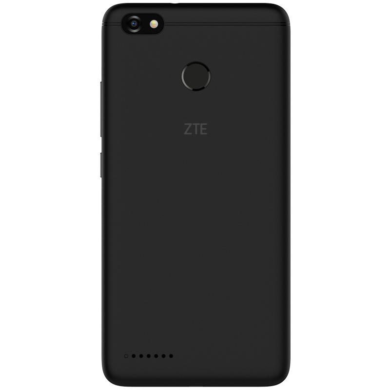 Черный смартфон ZTE Blade A3