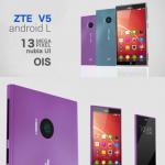 ZTE V5 на Android L